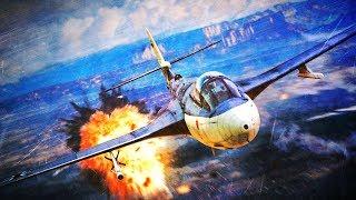 War Thunder CAS 2.0 Kill Montage - Sea Hawk - Witchcraft Crush