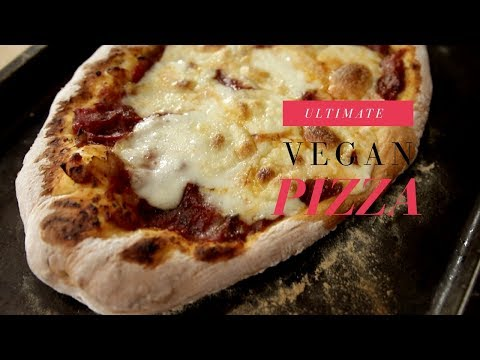 Ultimate Vegan Pizza From Scratch