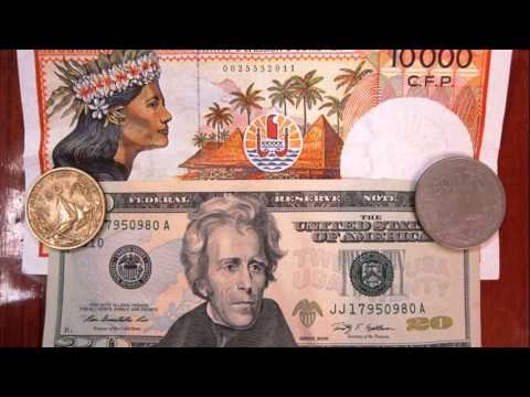 bora bora french polynesia currency - YouTube