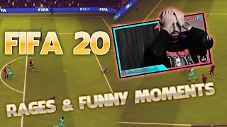 FIFA 20 RAGE and FUNNY MOMENTS with NikoLoz31 #6 - FIFA 20 Ultimate Team