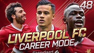 FIFA 18 Liverpool Career Mode #48 - CHAMPIONS LEAGUE QUARTER FINAL vs JUVENTUS!