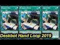 【YGOPRO】DESKBOT HAND LOOP DECK 2019