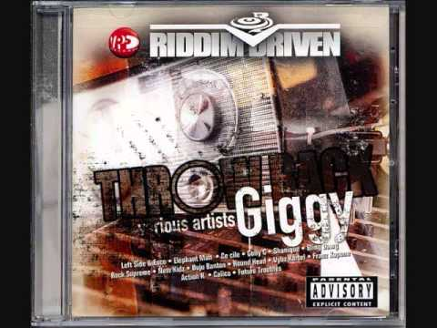 Throwback Giggy Riddim Mix (2005) By DJ.WOLFPAK