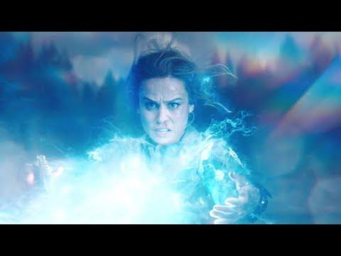 Кэрол Дэнверс получает сверхсилы / Капитан Марвел(2019)