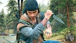 Days Gone Ep 22 Stealth & Combat vs What Have They Done Walkthrough PS4 PRO 4k
