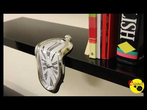 Casa & Ufficio  0 Orologio Molle (Salvador Dalì docet)