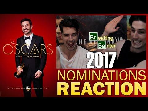 2017 Oscar Nominations Live Reaction