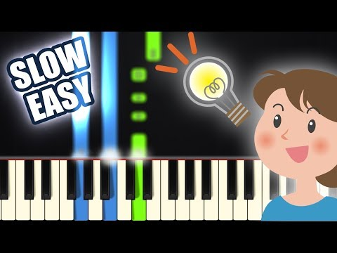 This Little Light Of Mine | SLOW EASY PIANO TUTORIAL + SHEET MUSIC by Betacustic thumbnail