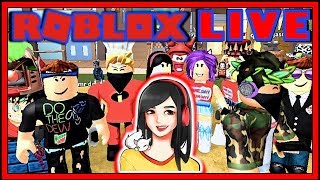 Roblox Live Stream Game Requests - GameDay Friday 53 PM