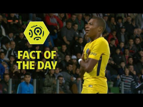 Mbappé makes his mark with goalscoring debut for PSG : Week 5 / Ligue 1 Conforama 2017-18