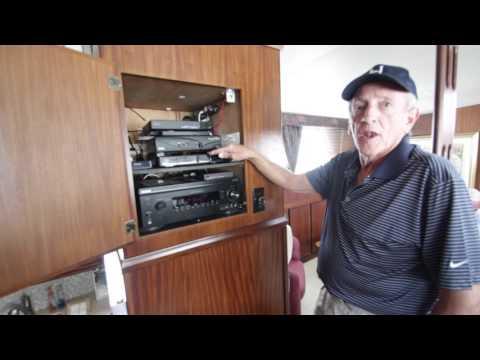 Hatteras Flybridge Double Cabin – PRIMA D