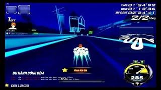 [ Test ] Xe Robot Kart T - Chế Độ Đua Màn Đêm