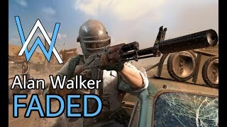 Download Alan Walker - Faded remix | PUBG version | winner winner chicken dinner Mp3