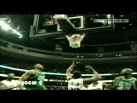 NBA Greatest Duels: Allen Iverson vs. Paul Pierce (2004)