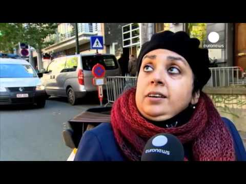 ENIL Brussels Freedom Drive 2015 on Euronews France