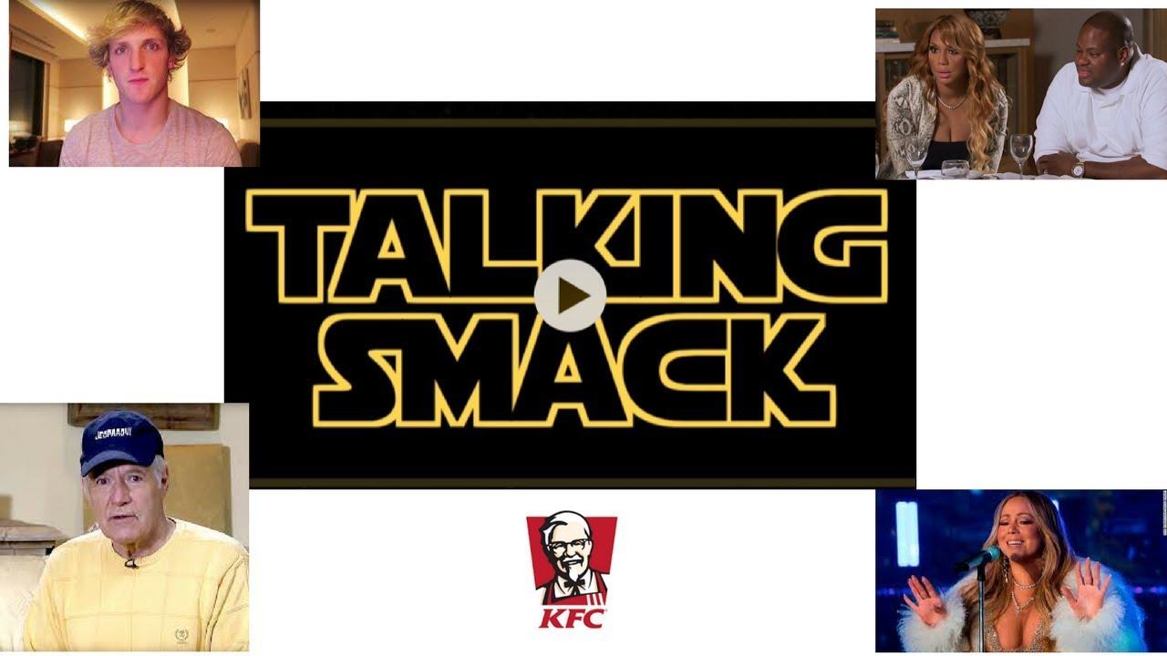 Download Talking Smack #3 Tamar Divorce, Alex Trebek, Logan Paul Apology and More