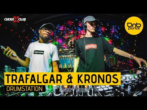 Trafalgar & Kronos - Drumstation [DnBPortal.com]