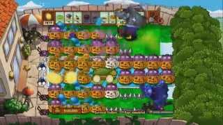 Plants vs Zombies: Endless Survival Round 40 Strategy
