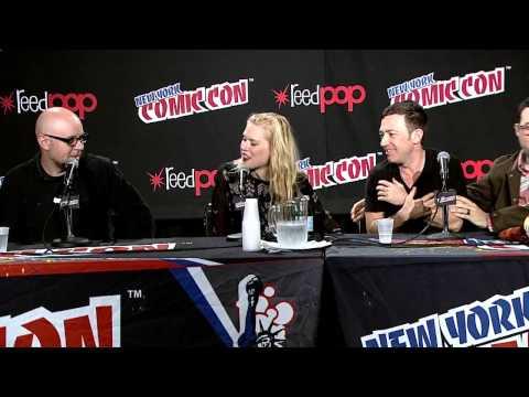 """Legend of Korra"" New York Comic-Con 2014 Panel"