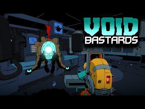 Void Bastards - Bioshock meets Borderlands // Indie Playthrough