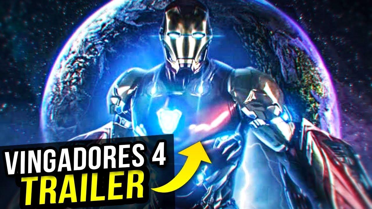 b9dae77c042 TRAILER Vingadores 4 revelado por Doutor Estranho!! Data e Spoilers ...
