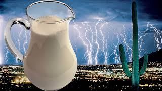 Почему молоко киснет в грозу?