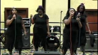 Gospel Meet and Greet Showcase - The Royal Barnes Singers, Livington, TX.mp4