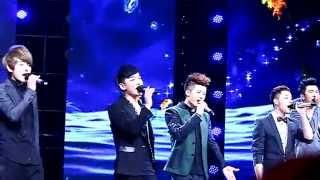 [120227] M.I.C. Half moon rising @ CCTV4 Chinese Showbiz (FanCam01)