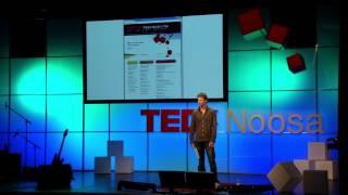 Hacking Business: Chris Drake at TEDxNoosa