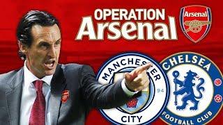 Arsenal fixtures announced - premier league 2018/19!