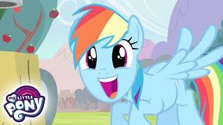 My Little Pony en español  La súper veloz exprimidora de manzanas 6000 | La Magia de la Amistad