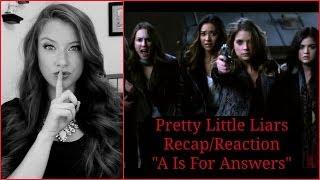 "Video Pretty Little Liars Season 4 Finale Recap/Reaction ""A Is for Answers"" download MP3, 3GP, MP4, WEBM, AVI, FLV Agustus 2018"