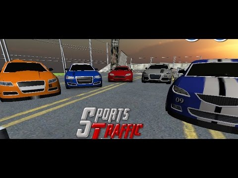 how to play traffic racer