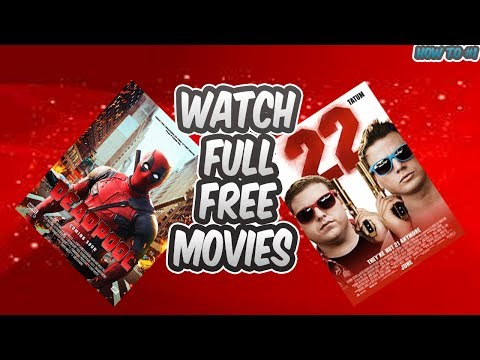 How To Watch Full Free Movies Online For Free Movies - (Top 5 Websites To Watch Any Movie Or Show)