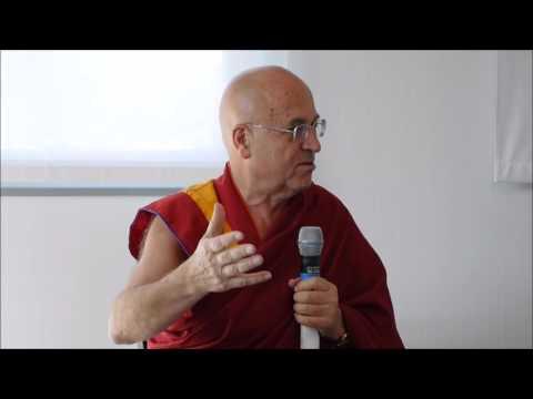 MATTHIEU RICARD AU TIBET ( conférence de presse à MONACO )
