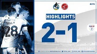 Match Highlights: Bristol Rovers 2-1 Fleetwood Town