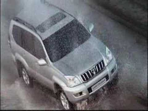 Toyota Land Cruiser Prado video