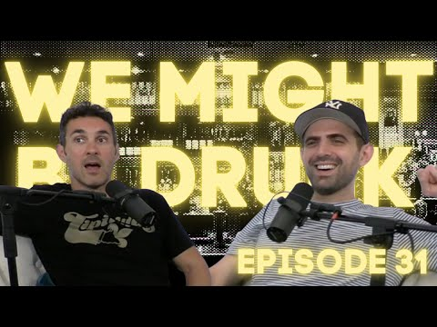 We Might Be Drunk Ep 31: High West Is The Best
