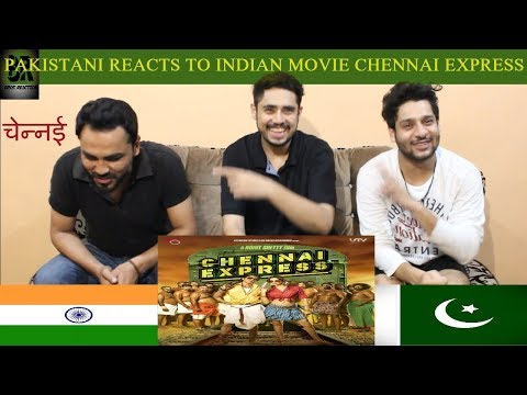 Pakistani Reacts To Indian Movie Chennai...