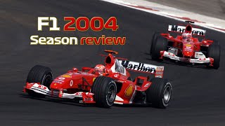 Formula 1 Season Review 2004 HD