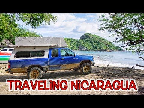 TRAVELING TO NICARAGUA | San Juan Del Sur, Playa Maderas, Playa Gigante, U0026 Granada Travel Vlog Ep.58