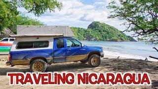 TRAVELING TO NICARAGUA | San Juan Del Sur, Playa Maderas, Playa Gigante, & Granada Travel Vlog Ep.58