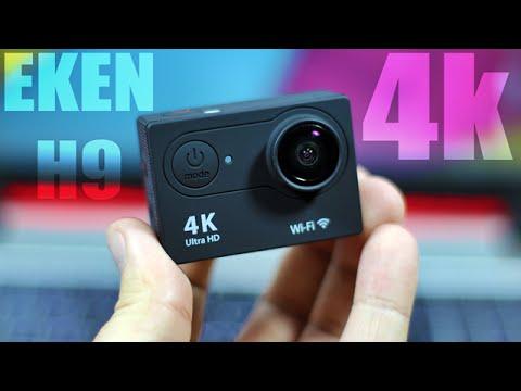 EKEN H9 4k Action Camera - Best Budget GoPro Alternative