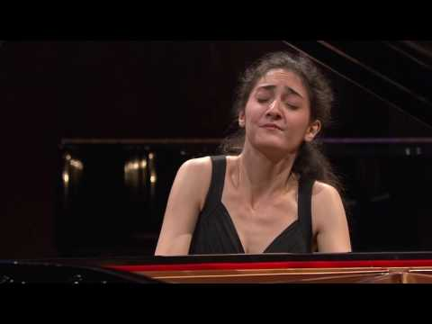 Hélène Tysman – Mazurka in B flat minor, Op. 24 No. 4 (second stage, 2010)