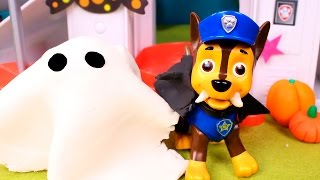Paw Patrol Halloween costume party ❤️ Paw Patrol in English
