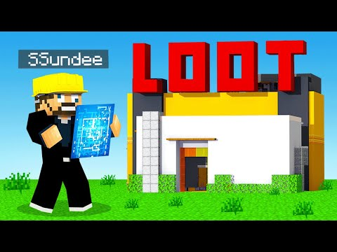 STARTING a LOOT COMPANY in Insane Craft