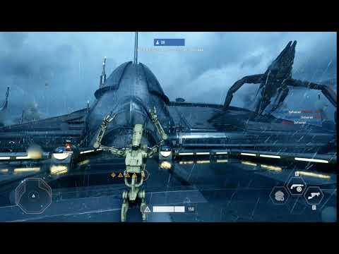 Tusken Raider Droid