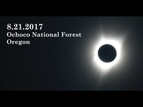 2017 Eclipse • Ochoco National Forest, Oregon
