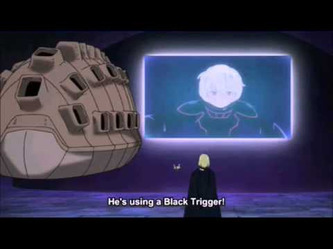 World trigger yuma's EPIC moments