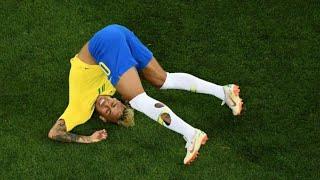 Neymar dives compilation